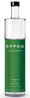 Effen Vodka Cucumber 750ml